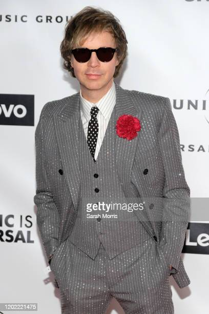 Beck attends the 2020 Grammy after party hosted by Universal Music Group on January 26 2020 in Los Angeles California