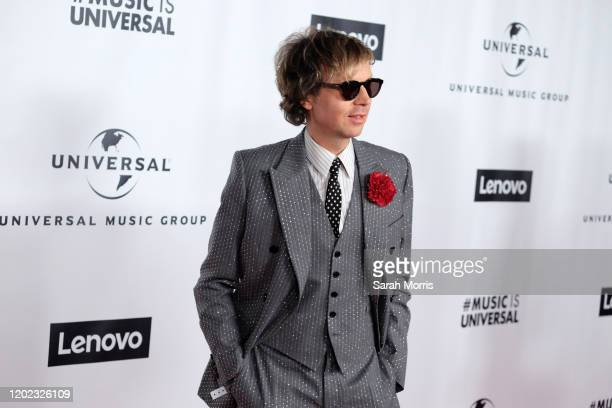 Beck attends the 2020 Grammy after party hosted by Universal Music Group on January 26, 2020 in Los Angeles, California.