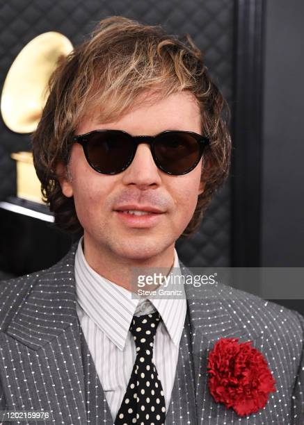 Beck attends the 62nd Annual GRAMMY Awards at Staples Center on January 26 2020 in Los Angeles California