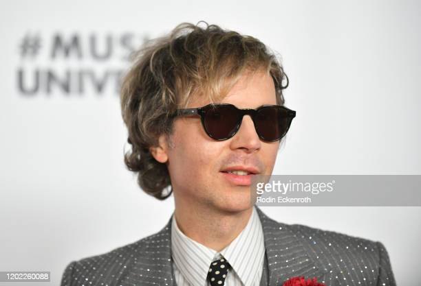 Beck attends Universal Music Group Hosts 2020 Grammy After Party on January 26 2020 in Los Angeles California