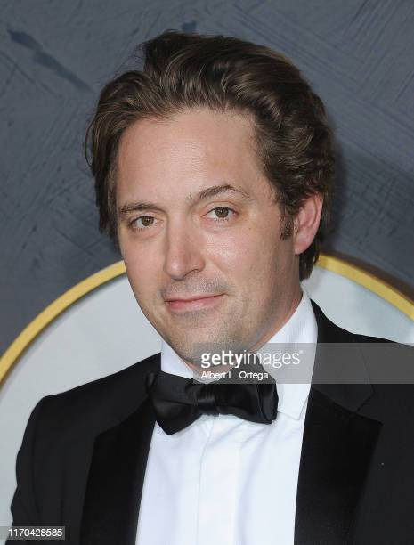 Beck Bennett arrives for the HBO's Post Emmy Awards Reception held at The Plaza at the Pacific Design Center on September 22, 2019 in West Hollywood,...