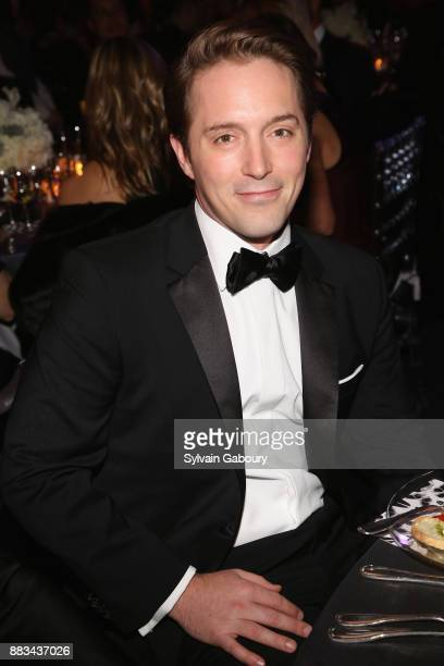 Beck Bennett attends The 2017 Museum Gala at American Museum of Natural History on November 30 2017 in New York City