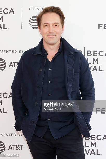 Beck Bennett attends the Plus One screening 2019 Tribeca Film Festival at SVA Theater on April 28 2019 in New York City