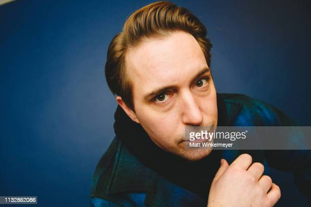 Beck Bennett poses for a portrait on January 28 2019 in Park City Utah