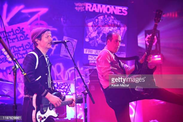 Beck performs onstage during The Art of Elysium and We are Here Present Heaven is Rock and Roll at Hollywood Palladium on January 04, 2020 in Los...
