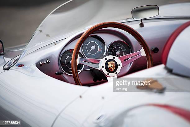 Beck Porsche 550 Spyder herauf
