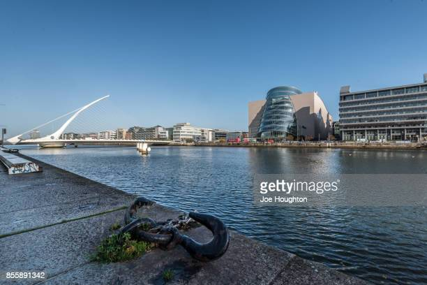Beckett Bridge, Dublin, Irland