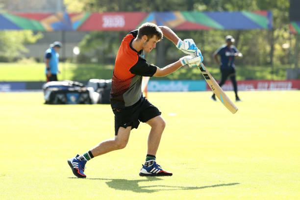 ZAF: India v New Zealand - ICC U19 Cricket World Cup 2020