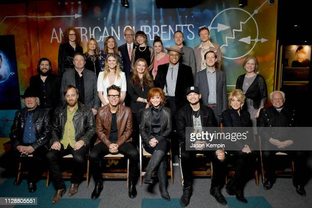 Becky Buller Alison Brown Missy Raines CMHOF's Kyle Young Molly Tuttle Sierra Hull Justin Moses Tyler Mahan Coe Brad Clawson Rodney Clawson Nicolle...