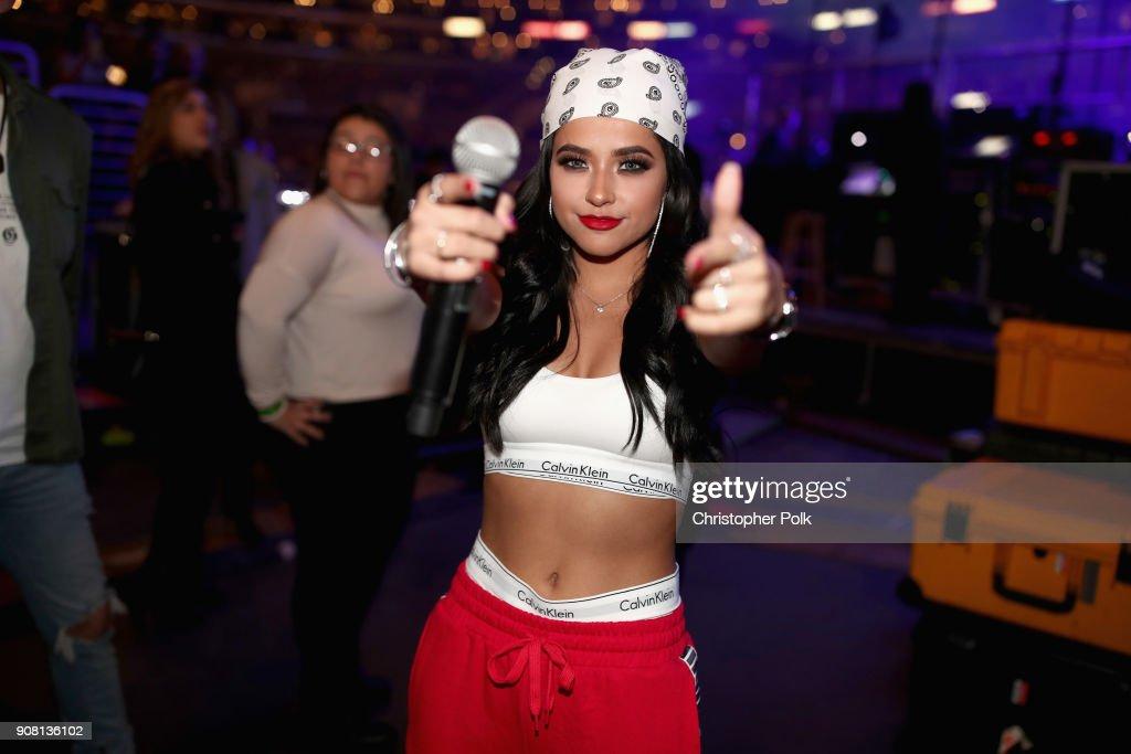 Calibash Los Angeles 2018 - Backstage