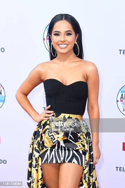 Becky G attends the 2019 Latin American Music Awards at Dolby Theatre on October 17 2019 in Hollywood California