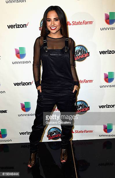 Becky G attends the La Banda at Univision Studios on October 30 2016 in Miami Florida