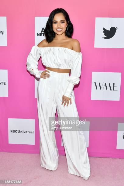 Becky G attends TheWrap's Power Women Summit at Fairmont Miramar Hotel on October 25 2019 in Santa Monica California