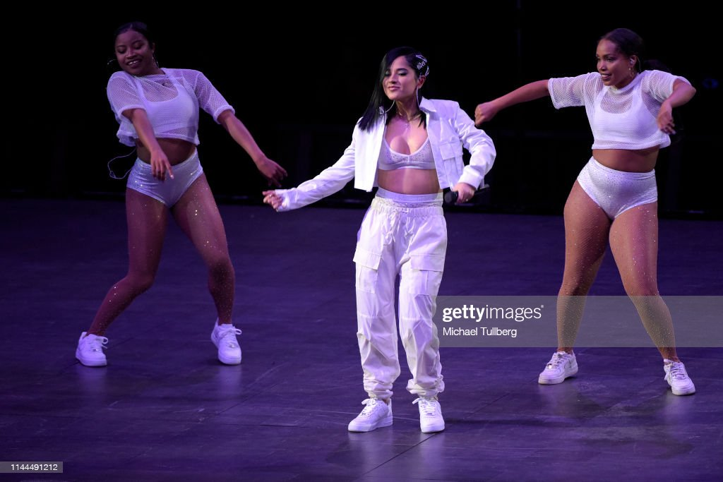 CA: Bad Bunny Performs At The Staples Center - Los Angeles, CA