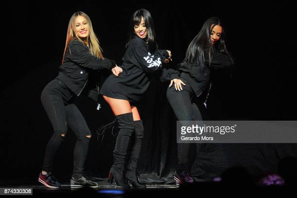 Becky G performs at the Amway Center on November 14 2017 in Orlando Florida