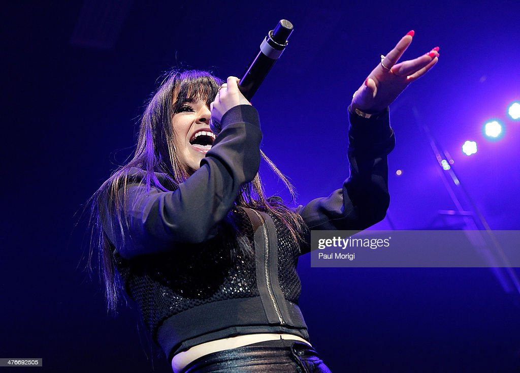 Becky G Performs At The Fillmore Silver Spring On March 4 2017 In