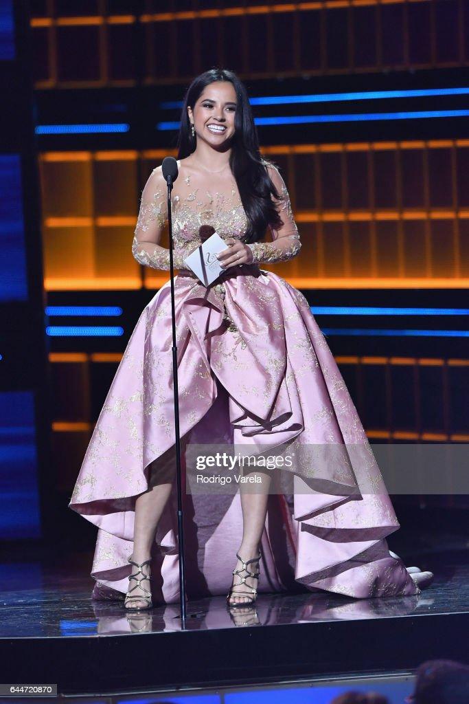Univision's 29th Edition Of Premio Lo Nuestro A La Musica Latina - Show : News Photo