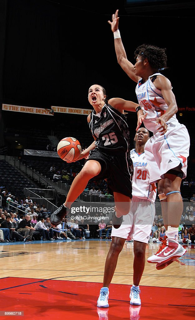 San Antonio Silver Stars v Atlanta Dream