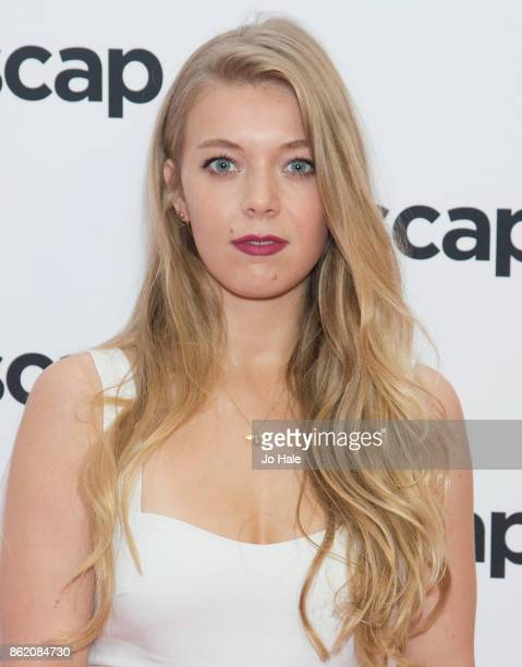 Becky Hill attends the ASCAP Awards 2017 at One Marylebone on October 16 2017 in London England