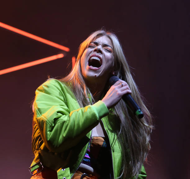 GBR: Becky Hill Performs At O2 Academy, Bournemouth