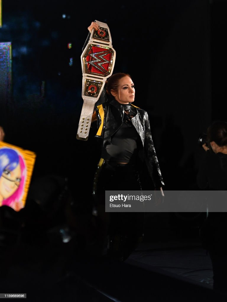 WWE Live Tokyo : News Photo