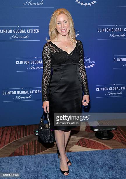 Becky Quick attends the 8th Annual Clinton Global Citizen Awards at Sheraton Times Square on September 21 2014 in New York City