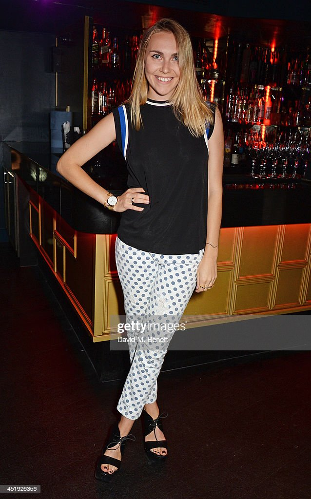 Becky Tong attends Jo Wood and Yasmin Mill's Summer Party at Boujis on July 9, 2014 in London, England.