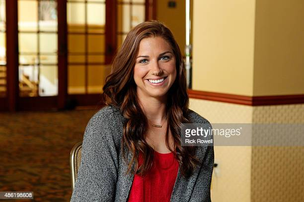 SPECIAL 'Becoming Alex Morgan' On SUNDAY SEPTEMBER 13 Disney XD will premiere 'Becoming Alex Morgan' treating audiences to the aspirational story of...
