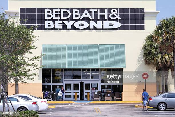 bed bath and beyond store - bed bath & beyond stock pictures, royalty-free photos & images