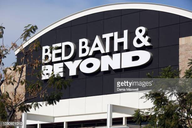 Bed, Bath & Beyond is photographed in Pasadena on Thursday, Jan. 28, 2021 in Los Angeles, CA.