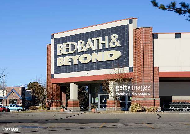 bed bath & beyond - bed bath & beyond stock pictures, royalty-free photos & images