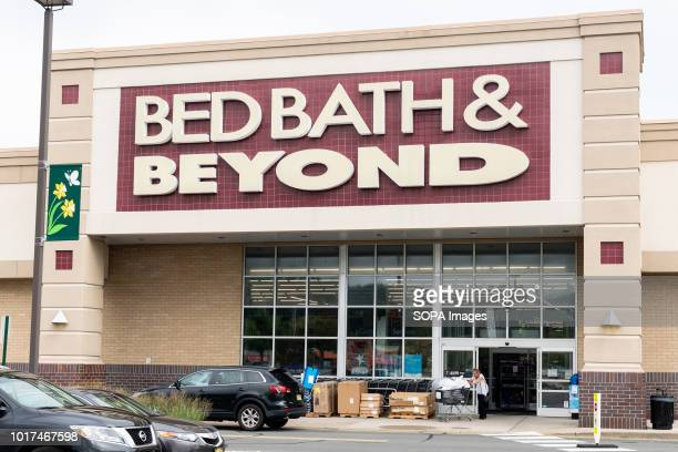 Bed Bath Beyond store in North Brunswick Township New Jersey