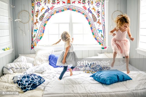 Bed Dance Party