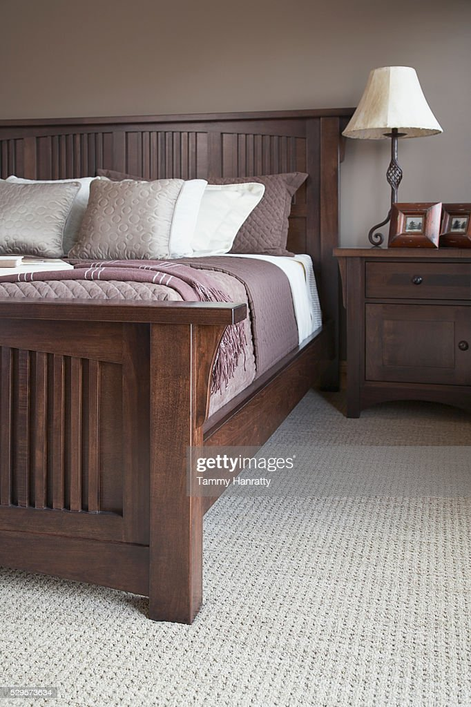 Bed : Stock Photo