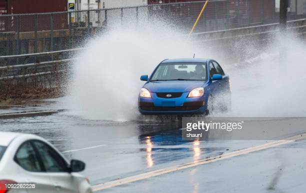 bedford highway flooding - bedford nova scotia stock pictures, royalty-free photos & images