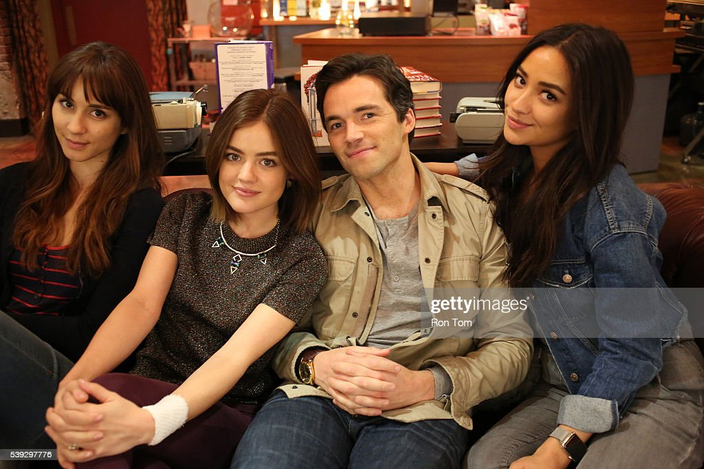 Freeform's Pretty Little Liars - Season Seven : News Photo