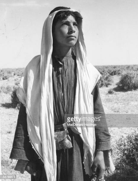 Bedouin boy are nomadic Arabs. Virtually all Bedouins are Muslims.
