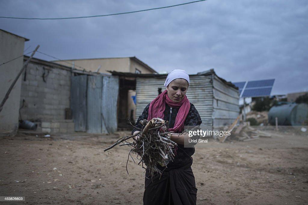 Bedouins Of The Negev Desert : News Photo