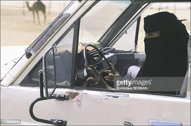 Bedouin women of the Rub al Khali desert the largest desert in Saudi Arabia In February 2003Saudi woman behind the wheel Despite the ban on women...