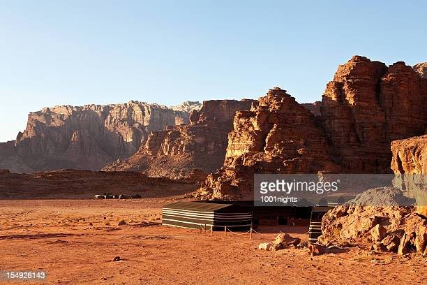 bedouin-style camps - bedouin stock pictures, royalty-free photos & images