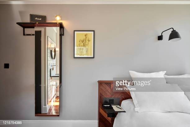 Bedroom at The Pilgrm The Pilgrm Paddington London United Kingdom Architect n/a 2017