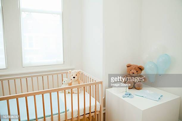 Bedroom for baby