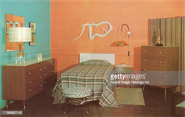 1 271 1960s Bedroom Photos And Premium High Res Pictures Getty Images