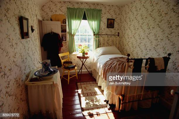 Bedroom in Anne of Green Gables House