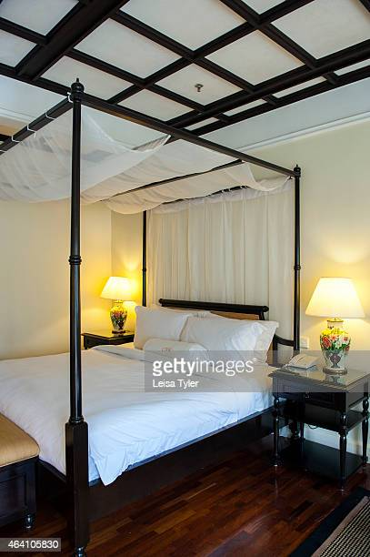 Bedroom in the Cameron Highlands Resort in Tanah Rata Situated above 1000 meters and blessed with a cool climate the Cameron Highlands were developed...