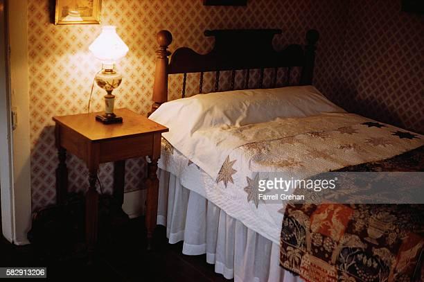Bedroom of Mark Twain