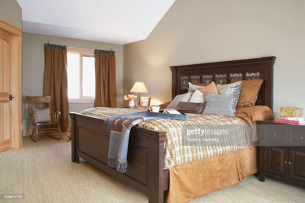 Bedroom : Stockfoto