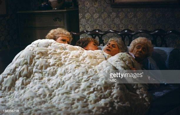 GIRLS Bedtime Story Episode 17 Pictured Betty White as Rose Nylund Rue McClanahan as Blanche Devereaux Bea Arthur as Dorothy Petrillo Zbornak Estelle...