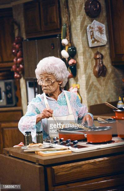 GIRLS Bedtime Story Episode 17 Pictured Estelle Getty as Sophia Petrillo