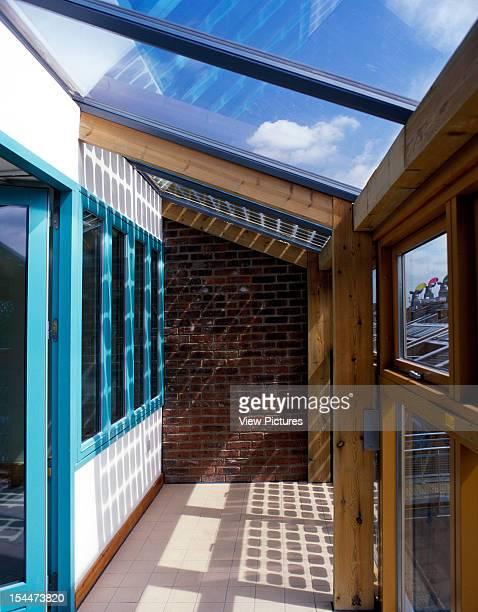 Bedzed [Beddington Zero Energy Development] Sutton United Kingdom Architect Bill Dunster Architects Bedzed Interior